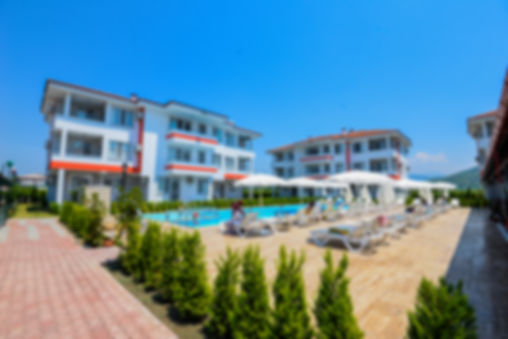 Pyramid Serviced Apartments in Dalaman