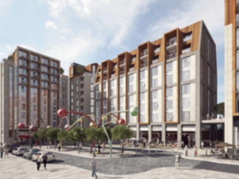 One Wolstenholme Square Liverpool