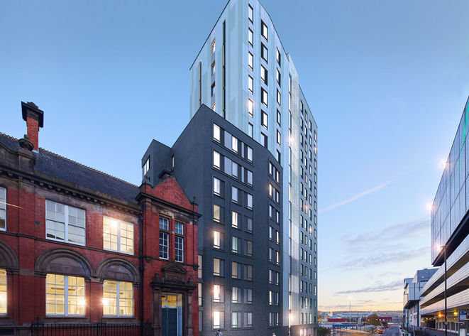 Vista Sheffield - Student Apartments