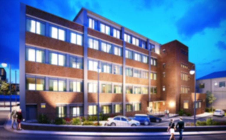 Burgess House Newcastle Student Accommodation investment