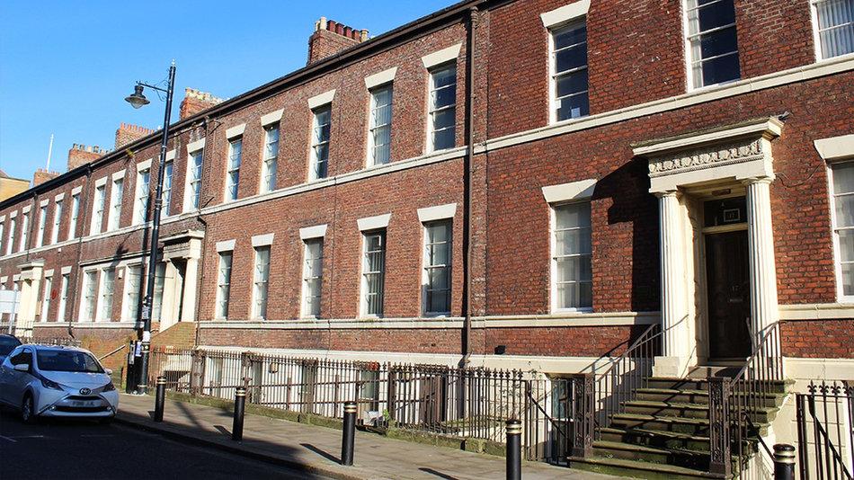 Jameson House in Sunderland