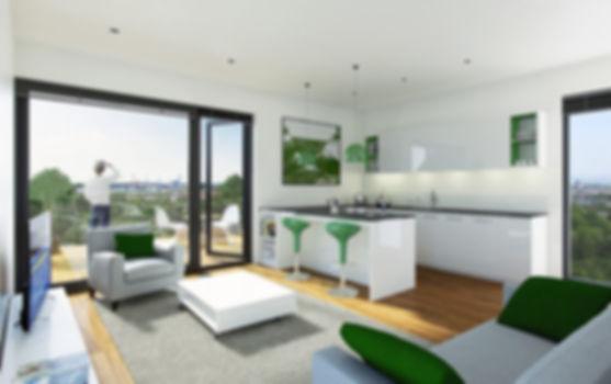 X1 Aire Leeds Apartments