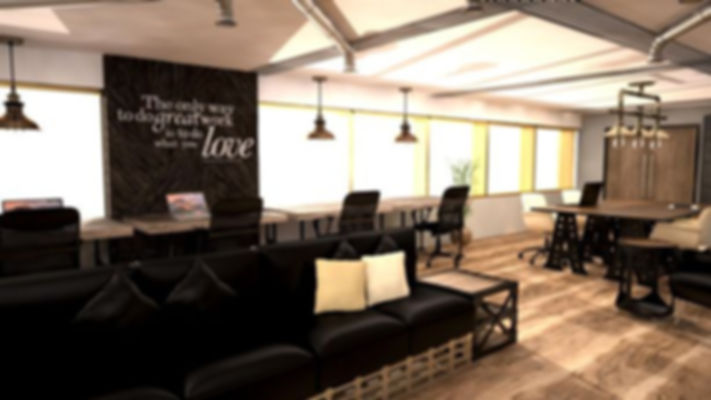 Bling Bling Building Co- working investment