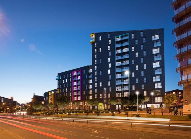 X1 Aire Leeds City Apartments