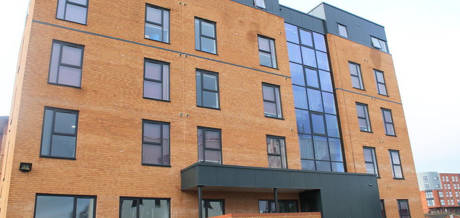 Poulson House - Student Accommodation