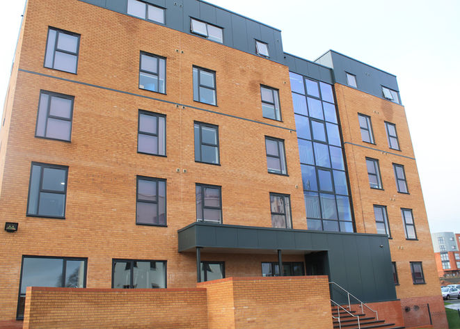 Poulson House in Liverpool Completed project