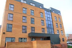 Poulson House in Staffordshire - Student investment opportunity