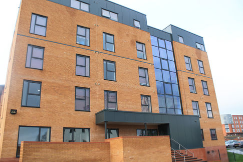 Poulson House in Liverpool Student investment