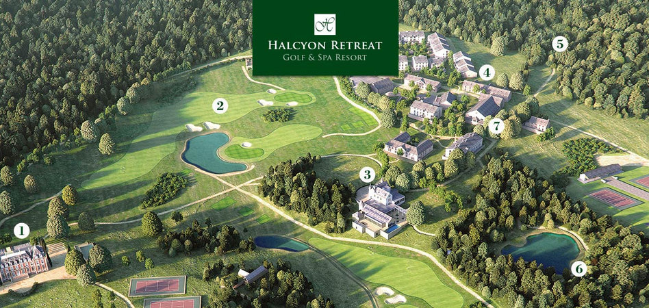 Wyndham Halcyon Retreat Golf and Spa Resort, France - From £13,000 - 8% NET Return