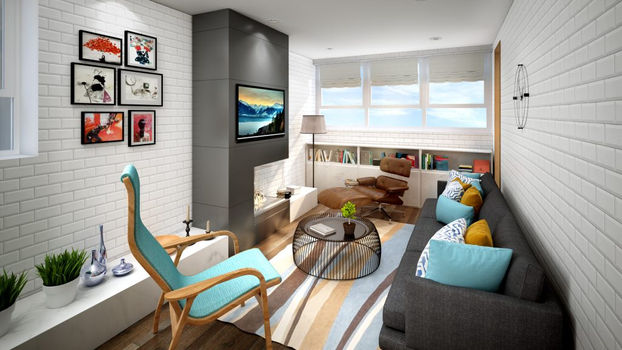 Union Building, Liverpool - 2 bed BTL £99,130 - 7% for 2 years