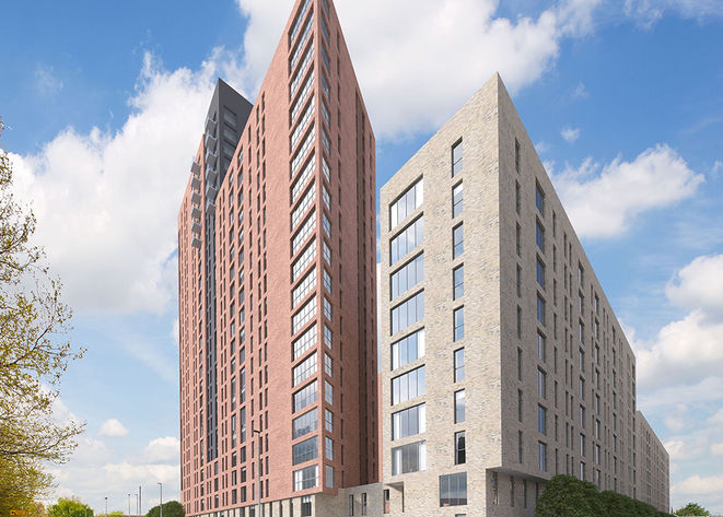 REGENT PLAZA MANCHESTERBUY TO LET OPPORTUNITY