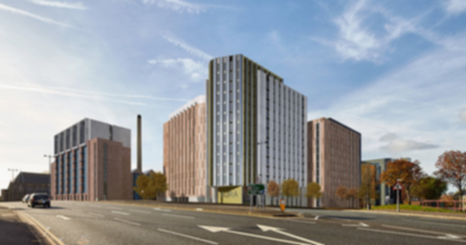Aura Liverpool Student Accommodation investment
