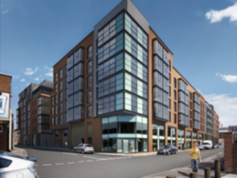 Printworks Sheffield Student Accommodation