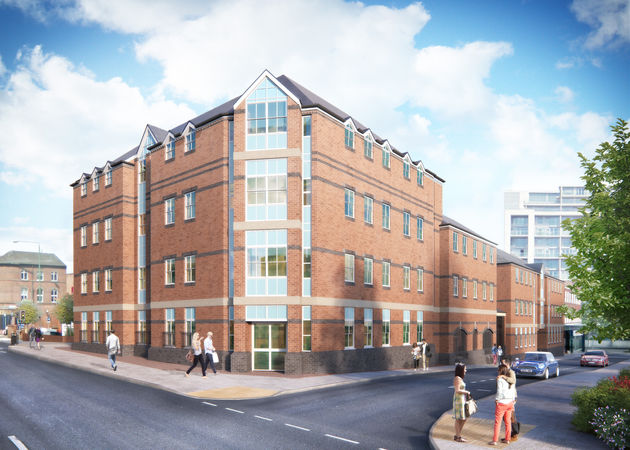Avalon Court Nottingham Student Accommodation investment