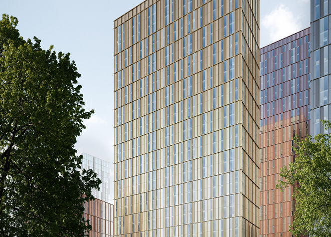 MICHIGAN TOWERS MANCHESTER BUY TO LET