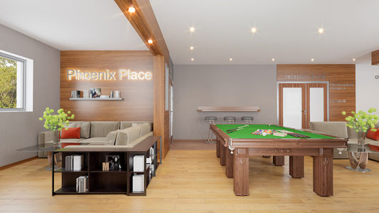 Phoenix Place, Liverpool Student investment