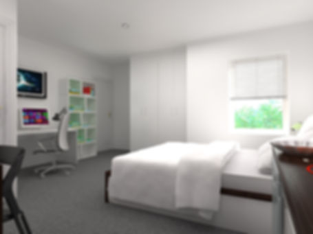 The Print House Bedroom