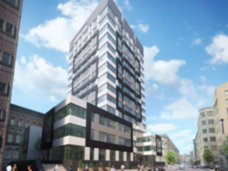 Silkhouse Liverpool Residential Apartments