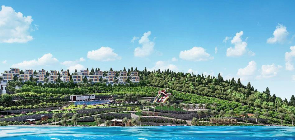 Fabay Bodrum - Luxury 5* Beach Resort in Bodrum
