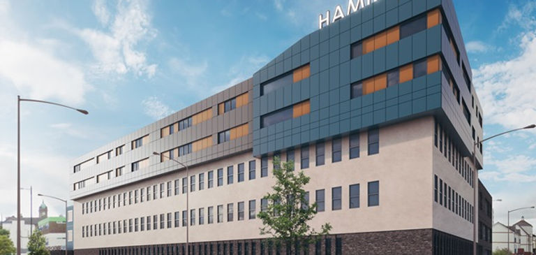Hamilton Hub Birkenhead
