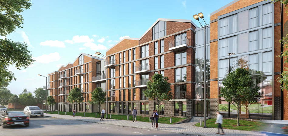 Arden Gate in Birmingham Buy to let opportunity