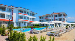 Pyramid Serviced Apartments, Turkey - From £34,286 - 9% Projected Return