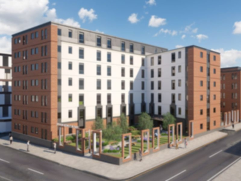 Phoenix Place, Liverpool Student Accommodation Investment
