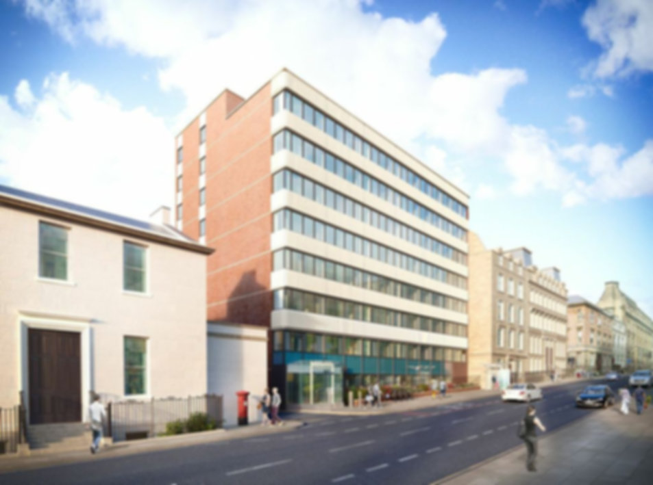 Bath Street Glasgow Student Accommodation investment