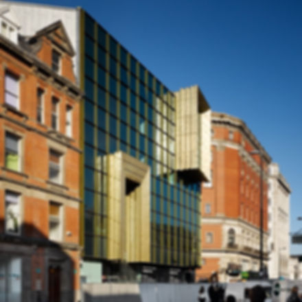 Signature Works Co-Working Liverpool investment