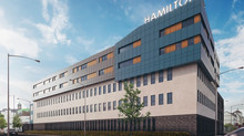 Hamilton Hub in Birkenhead, Liverpool Student Accommodation
