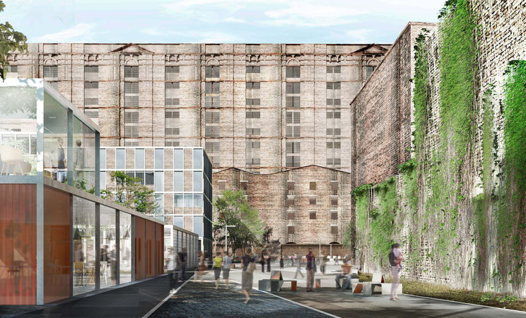 Tobacco Warehouse Liverpool Buy to Let Apartments
