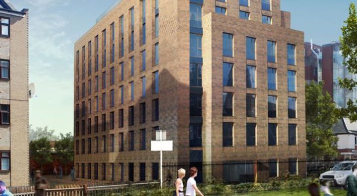 Primus Place Leicester Student Accommodation Investment Opportunity