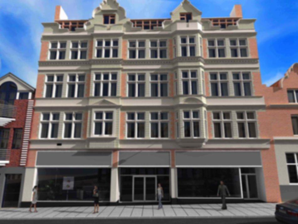 Kp House Nottingham Student Accommodation investment opportunity with a 5 year buyback option