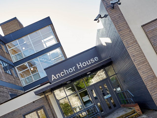 Anchor House in Hull