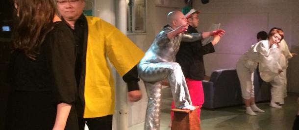 日本の戯曲研修セミナー「ジョン・シルバー」リィーデング上演終了しました