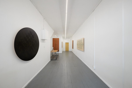 Installation view: Accommodate, Weasel Gallery, 2020