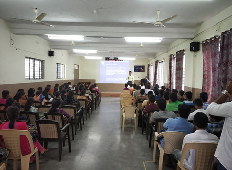 Talk on Library services in NAYISOCH