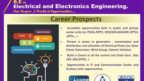Career Prospects in Electrical & Electronics Engineering
