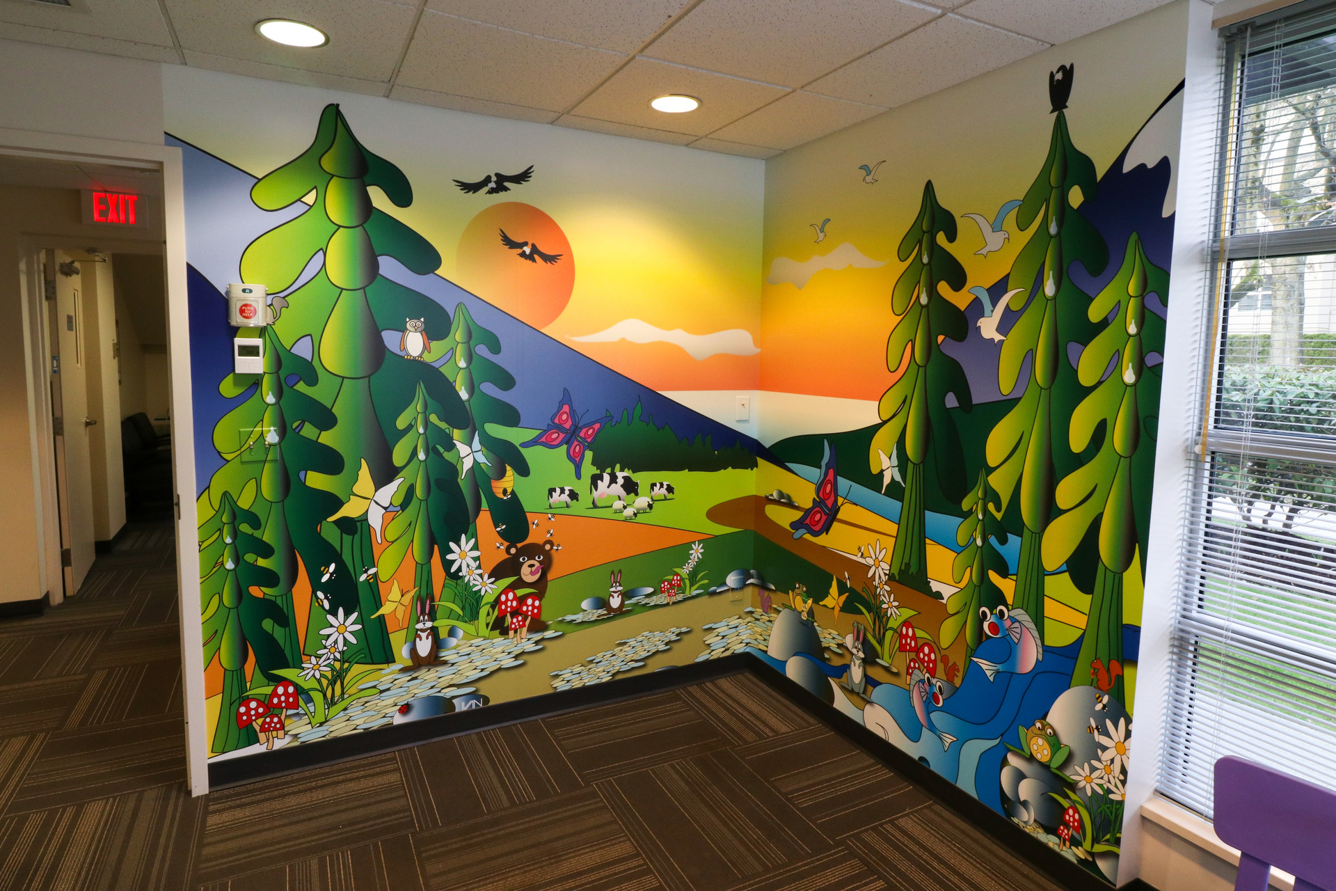 Children's Waiting Room