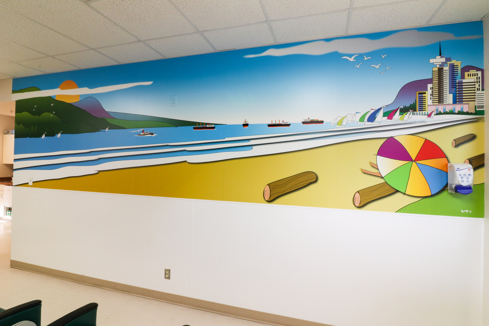 Recovery Room Mural