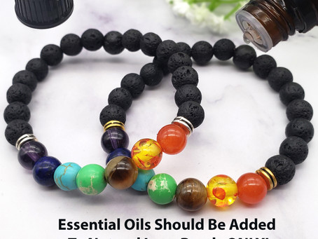How to use your diffuser jewelry