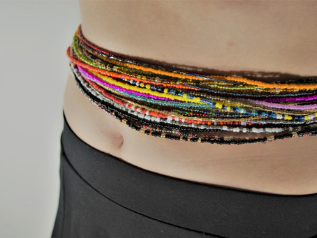 Waist Beads - Let's get ready for the beach