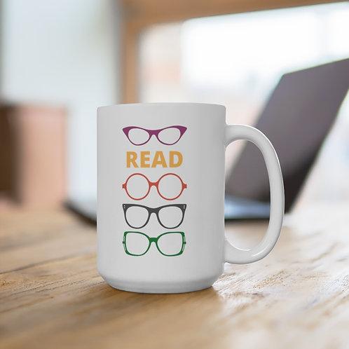 Glasses Mug 11oz & 15 oz