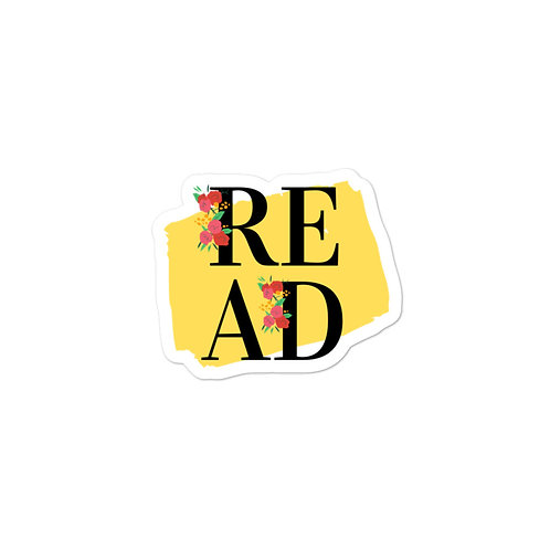 READ Stickers