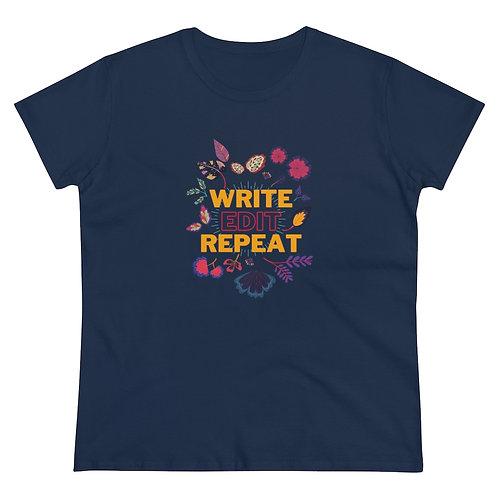 Write Edit Repeat T-Shirt