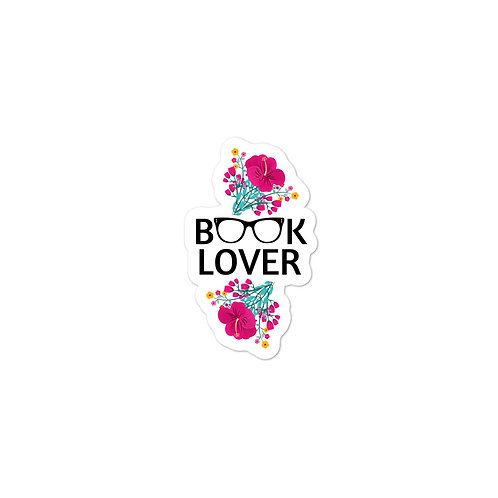 Book Lover Stickers