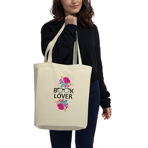 Book Lover Eco Tote Bag
