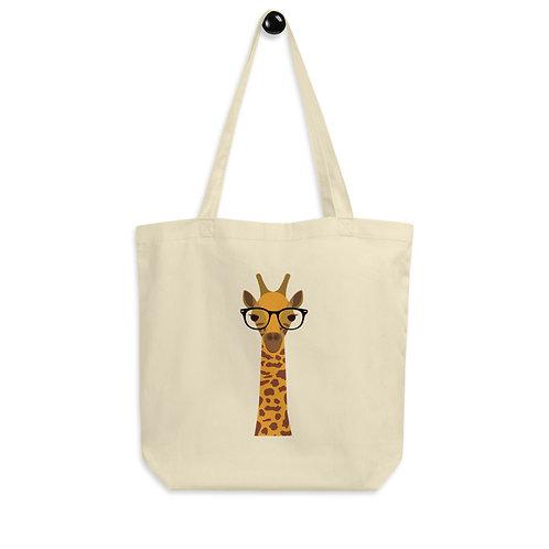 Giraffe Eco Tote Bag
