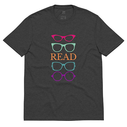 Glasses Recycled T-Shirt