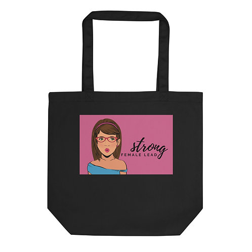 Strong Female Lead Eco Tote Bag